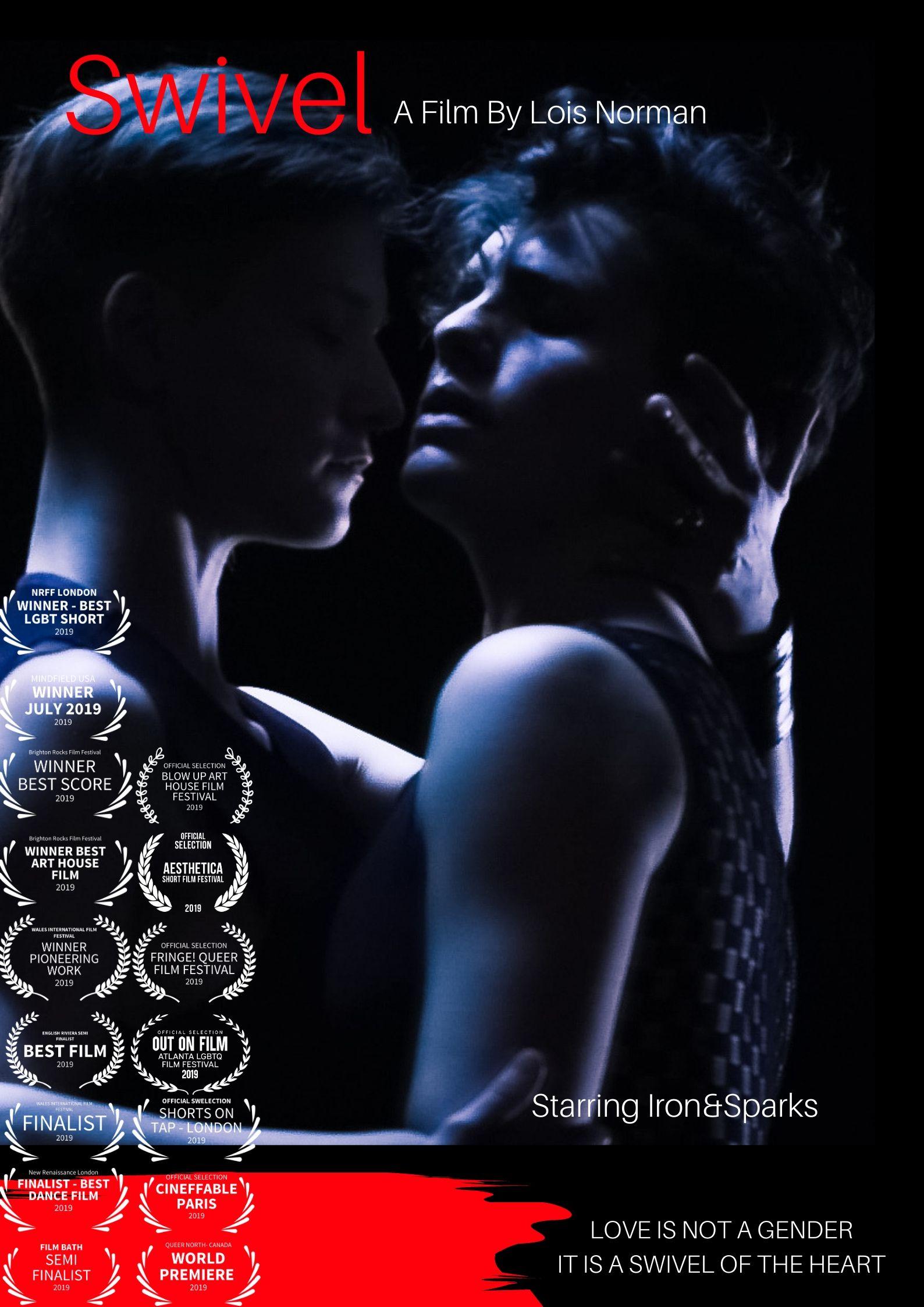 Swivel film poster