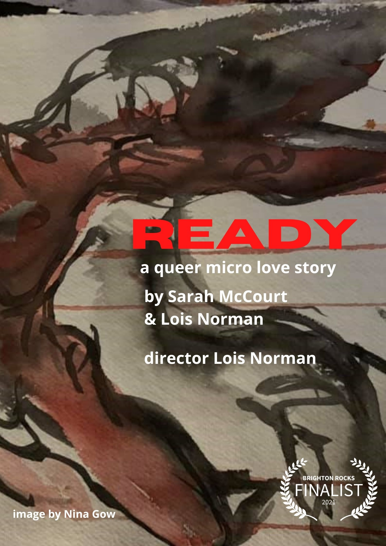 Ready - a queer micro love story